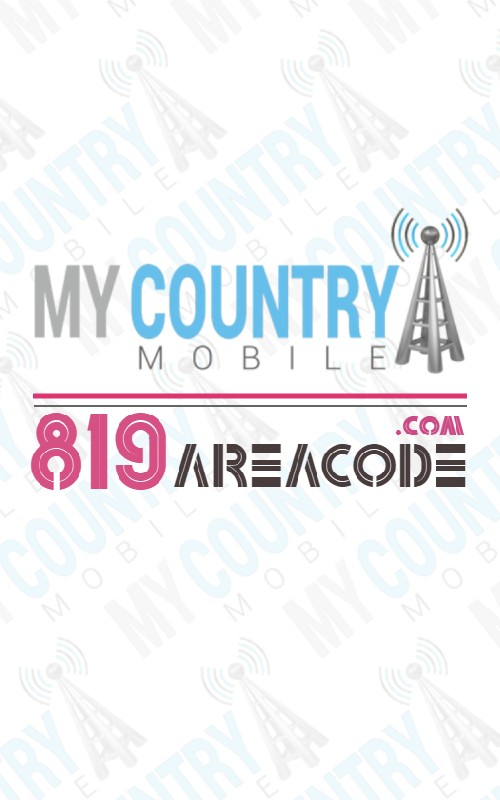 819 area code- My country mobile